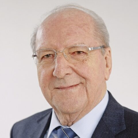 Förderverein für Krebskranke Kinder e.V. Freiburg i. Br. - Prominente für den Verein - Hans Weber